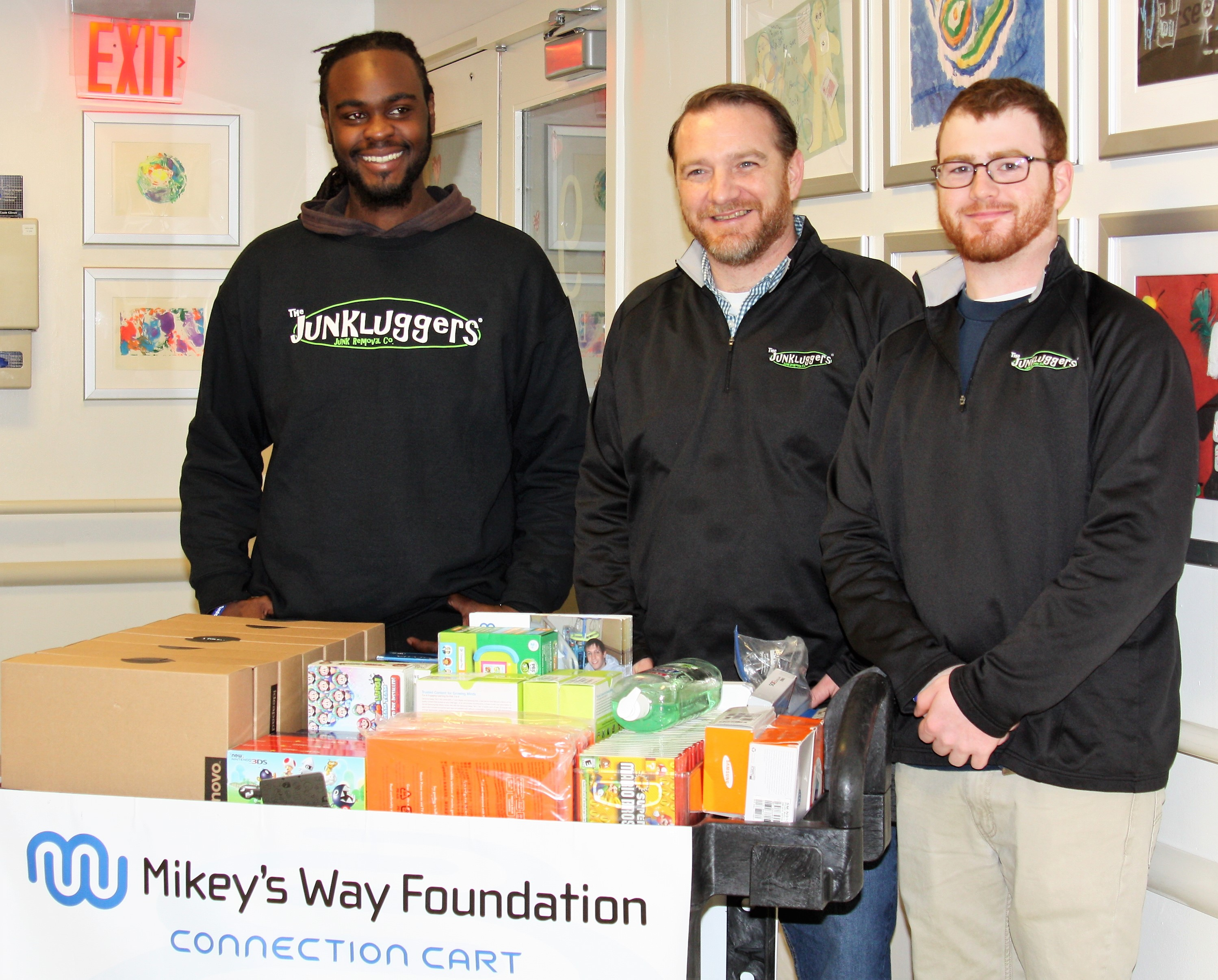 Become a Corporate Partner - Mikey's Way Foundation